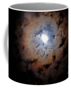 Color Ring Around The Moon Coffee Mug