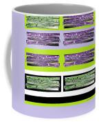 Color Stix Coffee Mug