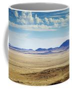 Color View Of West Texas Coffee Mug