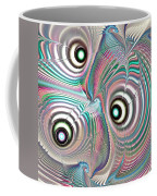 Color Waves Coffee Mug