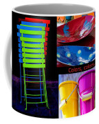 Color Your Life 1 Coffee Mug