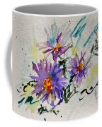 Colorado Asters Coffee Mug