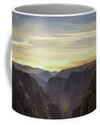 Colorado Canyon Morning Coffee Mug