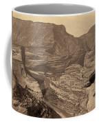 Colorado Canyons, 1872 Coffee Mug