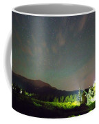 Colorado Chapel On The Rock Dreamy Night Sky Coffee Mug