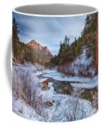 Colorado Creek Coffee Mug by Darren  White