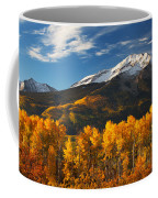 Colorado Gold Coffee Mug by Darren  White