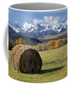 Colorado Haybale Coffee Mug