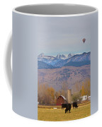 Colorado Hot Air Ballooning Coffee Mug