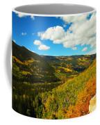 Colorado In Autumn Coffee Mug