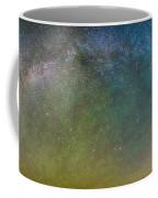 Colorado Indian Peaks Milky Way Panorama Coffee Mug