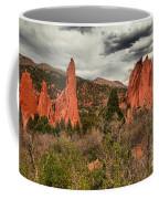 Colorado Red Rock Landcape Coffee Mug