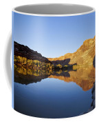 Colorado River Reflection Coffee Mug