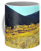 Colorado River Valley In Fall Coffee Mug