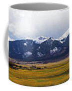 Colorado Rockies Panorama Coffee Mug