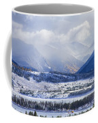Colorado Rocky Mountain Autumn Storm Coffee Mug