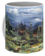 Colorado Skies Coffee Mug