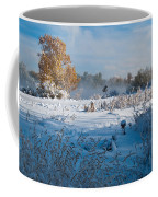 Colorado Waning Autumn And Approaching Winter Coffee Mug by Cascade Colors
