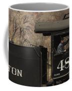 Colorados Durango Silverton Engine 480 Coffee Mug