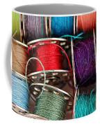 Colored Bobbins - Seamstress - Quilter Coffee Mug