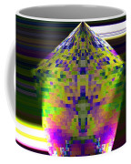 Colored Pentagon Coffee Mug