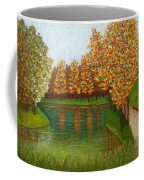 Colored Reflections Coffee Mug