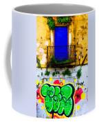 Colored Wall Coffee Mug