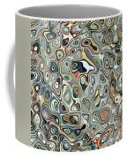 Colorful Abstract Shapes 2 Coffee Mug