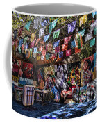 Colorful Art Store In Mexico Coffee Mug