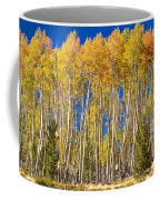 Colorful Aspen Panorama Coffee Mug