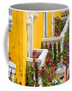 Colorful Balconies Coffee Mug