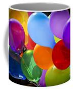Colorful Balloons Coffee Mug