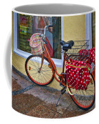 Colorful Bike Coffee Mug