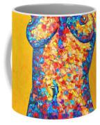 Colorful Bodyscape 1 Coffee Mug