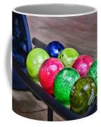 Colorful Bowling Balls Coffee Mug