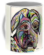 Colorful Boxer Coffee Mug
