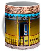 Colorful Building Coffee Mug