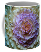 Colorful Cabbage Coffee Mug