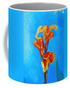 Colorful Canna Coffee Mug