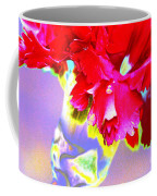 Colorful Carnation Coffee Mug
