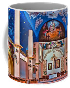 Colorful Church Coffee Mug