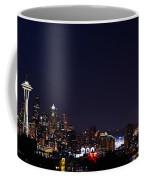 Colorful Citylights Coffee Mug