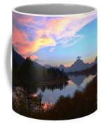 Colorful Clouds Coffee Mug