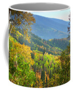 Colorful Colorado Coffee Mug by Brian Harig