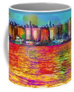 Colorful Coney Island Coffee Mug