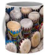 Colorful Congas Coffee Mug