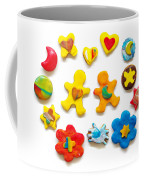 Colorful Cookies Coffee Mug