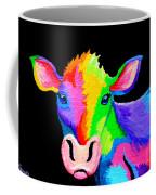 Colorful Cow-cow-a-bunga Coffee Mug
