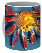 Colorful Crab Coffee Mug