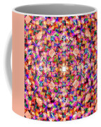 Colorful Digital Abstract Coffee Mug